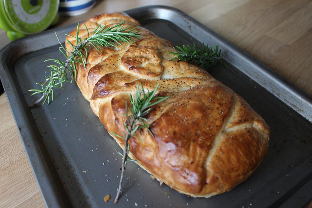 The Nut Roast Wellington