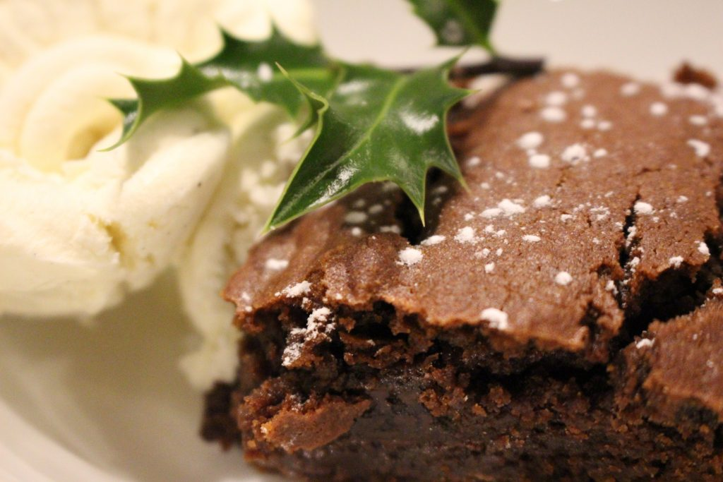 Jane's Rum 'n' Raisin Brownies