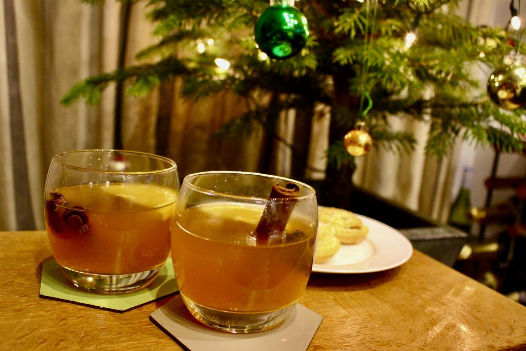 The Ultimate Mulled Cider